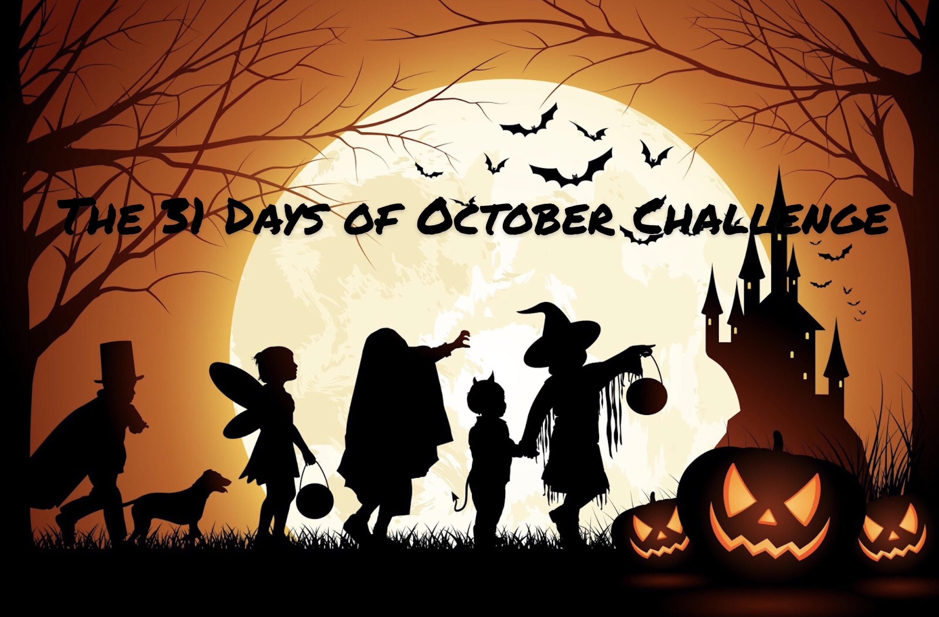 31 days October