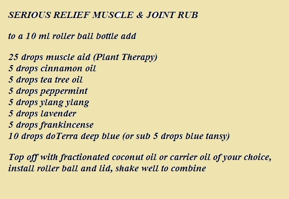 muscle joint rub